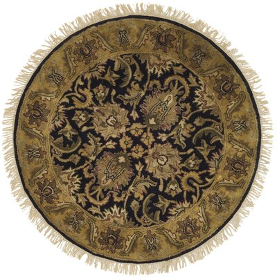 Bromley Area Rug Rug Size: Round 36