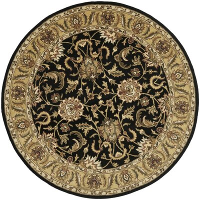 Bromley Area Rug Rug Size: Round 6