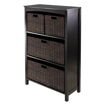 Martinsville 4 Drawers Storage Shelf