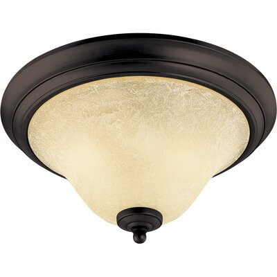 Sophia 2 Light Flush Mount (Set of 2)