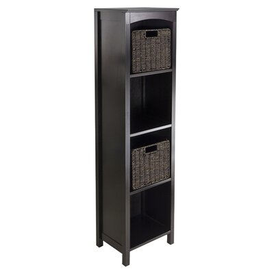 Martinsville 2 Drawers 5 Tier Storage Shelf