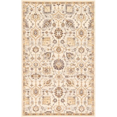 Fulmore Area Rug Rug Size: 5 x 8
