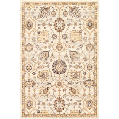 Fulmore Area Rug Rug Size: 4 x 6