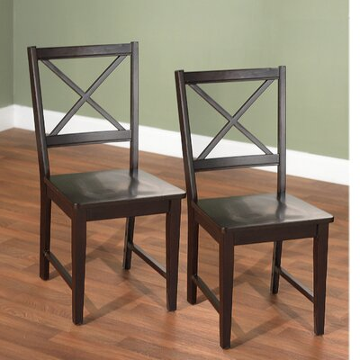 Futrell Solid Wood Dining Chair