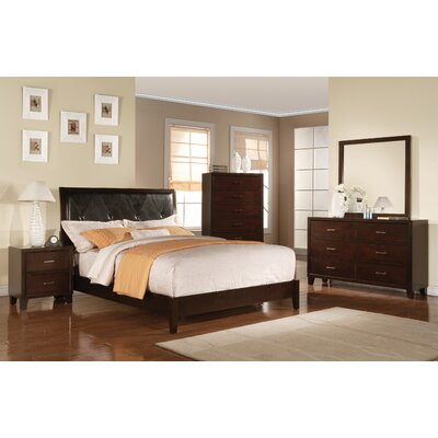 Carreras Platform Customizable Bedroom Set