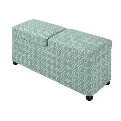 Centreville Upholstered Storage Bench
