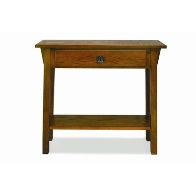 Apple Valley End Table Color: Russet