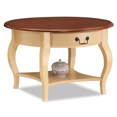 Apple Valley Coffee Table Finish: Ivory