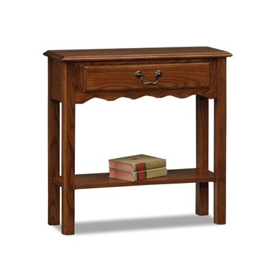 Apple Valley Console Table Finish: Medium Oak