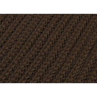 Gilmour Mink Solid Indoor/Outdoor Area Rug Rug Size: Square 6