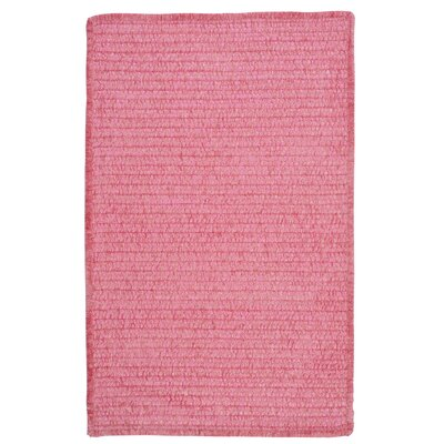 Gibbons Silken Rose Indoor/Outdoor Area Rug Rug Size: Rectangle 4 x 6