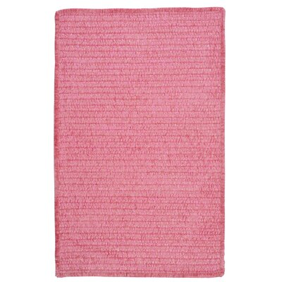 Gibbons Silken Rose Indoor/Outdoor Area Rug Rug Size: 5 x 8