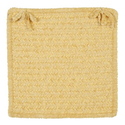 Gibbons Dining Chair Cushion Color: Dandelion