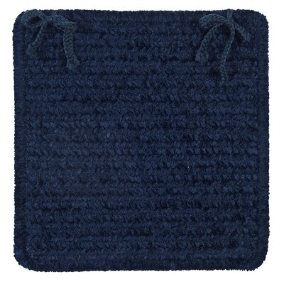 Gibbons Dining Chair Cushion Color: Navy