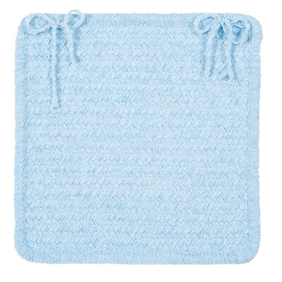 Gibbons Dining Chair Cushion Color: Sky Blue