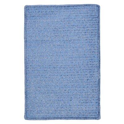 Gibbons Petal Blue Indoor/Outdoor Area Rug Rug Size: 10 x 13