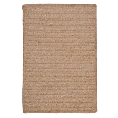 Gibbons Sand Bar Indoor/Outdoor Area Rug Rug Size: 4 x 6
