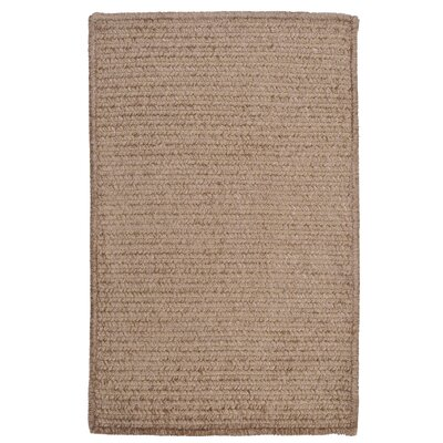 Gibbons Caf� Tostado Indoor/Outdoor Area Rug Rug Size: 2 x 4