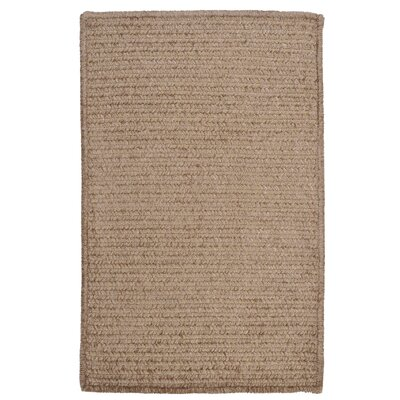 Gibbons Caf� Tostado Indoor/Outdoor Area Rug Rug Size: 8 x 11