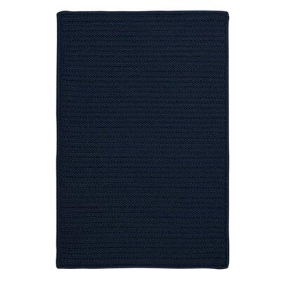 Glasgow Blue Indoor/Outdoor Area Rug Rug Size: 10 x 13