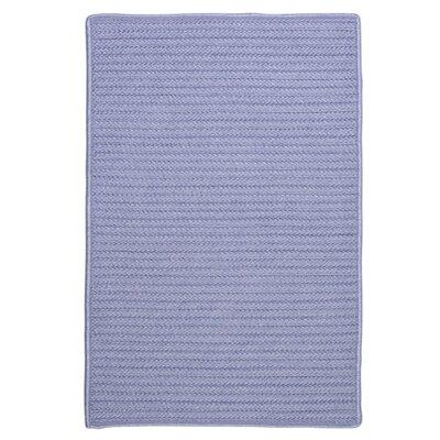 Glasgow Purple Indoor/Outdoor Area Rug Rug Size: 4 x 6