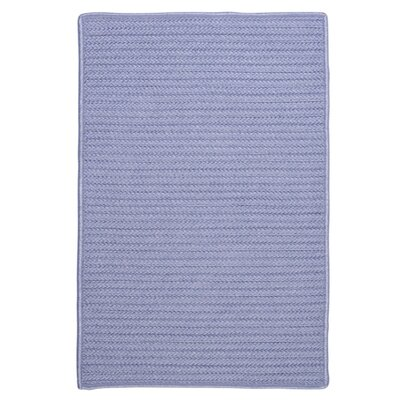 Glasgow Purple Indoor/Outdoor Area Rug Rug Size: 2 x 4