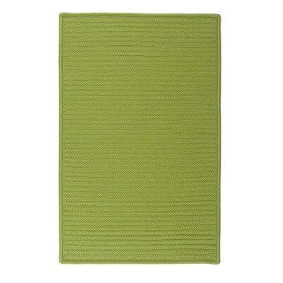 Glasgow Green Indoor/Outdoor Area Rug Rug Size: 8 x 11