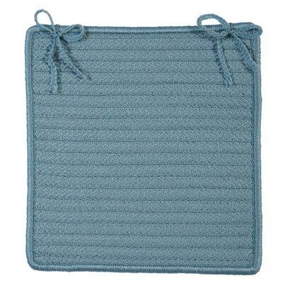 Chair Cushion Color: Federal Blue
