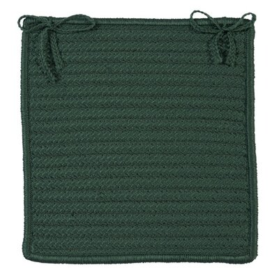Chair Cushion Color: Myrtle Green