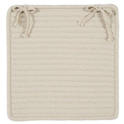 Chair Cushion Color: Linen