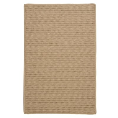 Glasgow Cuban Sand Indoor/Outdoor Area Rug