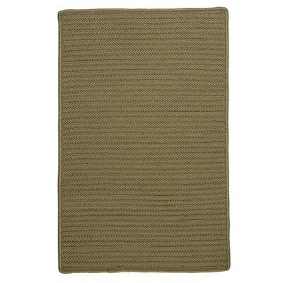 Glasgow Brown Indoor/Outdoor Area Rug Rug Size: 7 x 9