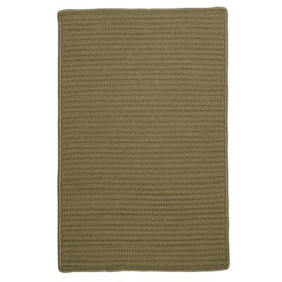 Glasgow Brown Indoor/Outdoor Area Rug Rug Size: 10 x 13
