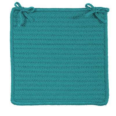 Chair Cushion Fabric: Teal