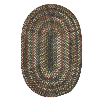 Gaylord Gray Area Rug Rug Size: Oval 2 x 3