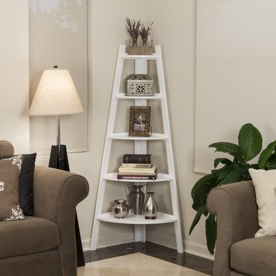 Caitlyn 64 Corner unit Bookcase