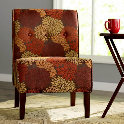 Wragby Slipper Chair Upholstery: Harvest