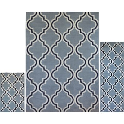Gallaher Silver Area Rug