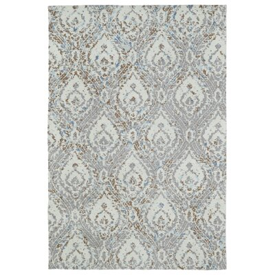 Gannaway Ivory Area Rug Rug Size: Rectangle 2' x 3'