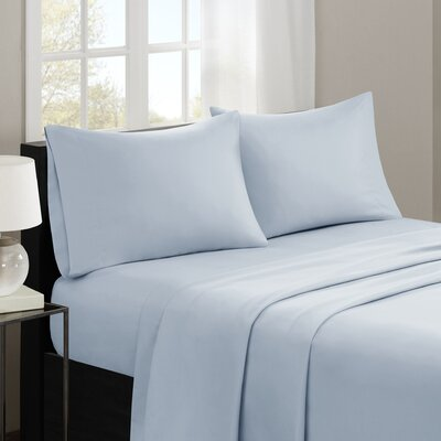 Gearheart 3M Microcell Sheet Set Color: Blue, Size: Queen