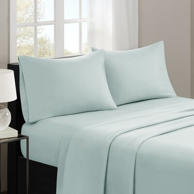 Gearheart 3M Microcell Sheet Set Size: King, Color: Seafoam