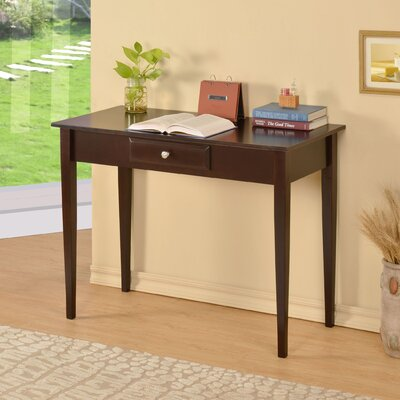 Miles City Writing Desk Finish: Espresso