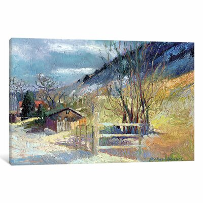 Rooney Ranch VII Painting Print on Wrapped Canvas