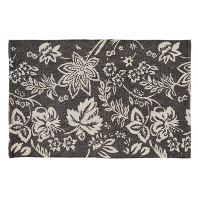 Messina Charcoal Area Rug