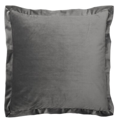 Campton Throw Pillow Color: Gray