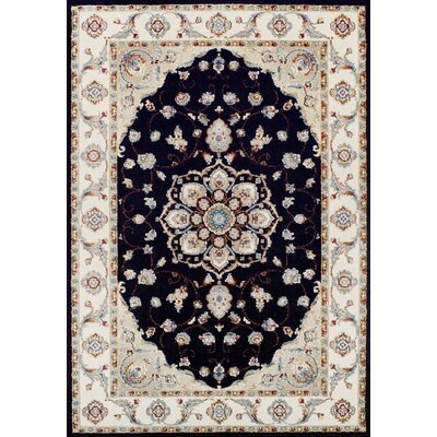 Gilliland Ebony/Sand Area Rug Rug Size: Rectangle 311 x 53