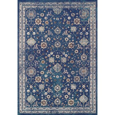 Gingerich Denim Area Rug Rug Size: 710 x 1010