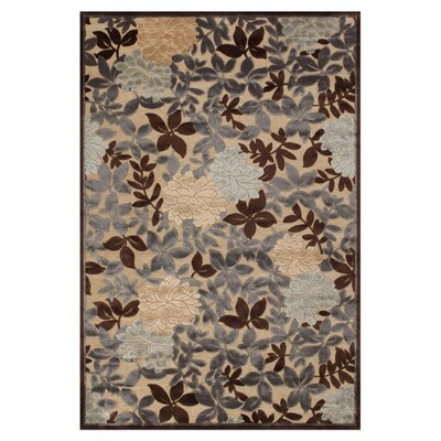 Cantwell Area Rug Rug Size: 76 x 106
