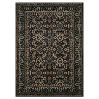 Carbondale Black Area Rug