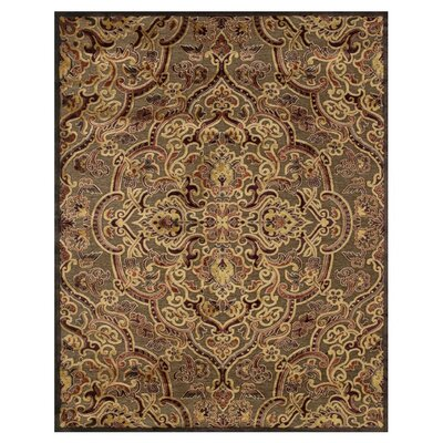 Carden Azar Area Rug Rug Size: Rectangle 76 x 106